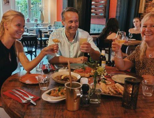 Lekker eten, voor iedereen: Oresti's Taverna